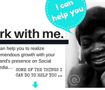 Esther Nyaadie, Social Media expert in Ghana, Social Media Strategy in Ghana, Social Media consultant in Ghana