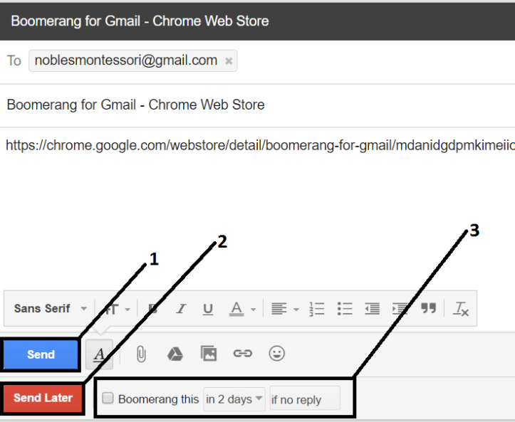 Boomerang for Gmail, Gmail hacks, Internet Marketing Expert in Ghana