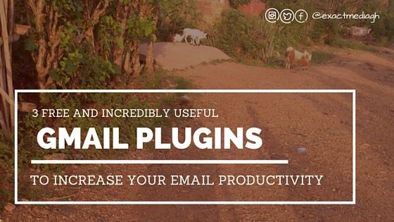 Gmail hacks, social media strategist in Ghana, @exactmediagh