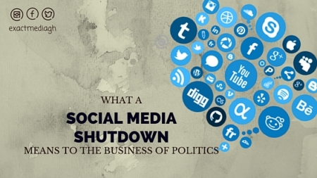 ban on Social Media in Ghana. Politics in Ghana