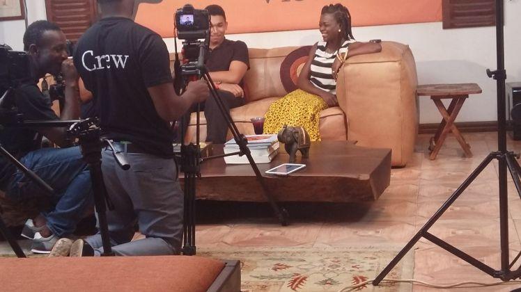 Social Media expert in Ghana, Esther Nyaadie