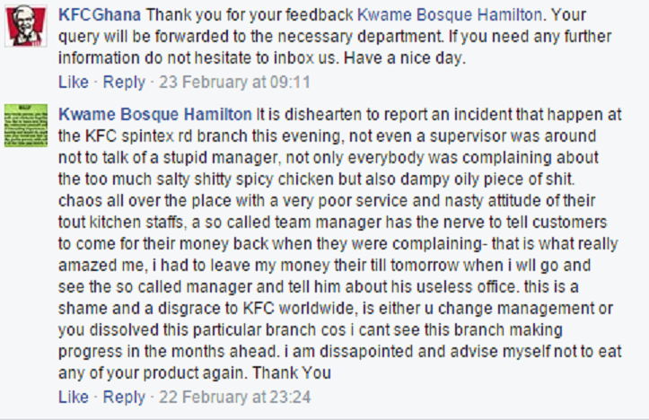 Social Customer Service: 3 Ghanaian cases to learn from