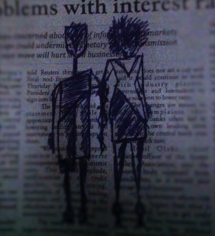 Esther Nyaadie sketches
