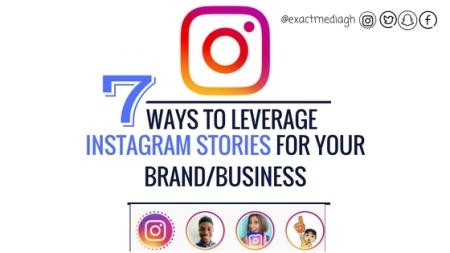 Esther Nyaadie, ways to use Instagram Stories for business, Instagram Stories, 7 ways to leverage
