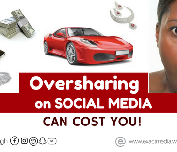 Oversharing on Social Media can cost you + Esther Nyaadie