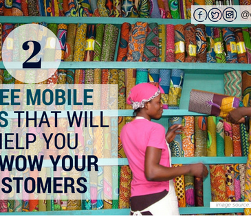 3 Free Mobile Apps That Will Help You To Wow Your Customers. Esther Nyaadie. Social Media Marketing in Ghana. Social Media Consultant in Ghana. Social Media Training in Ghana