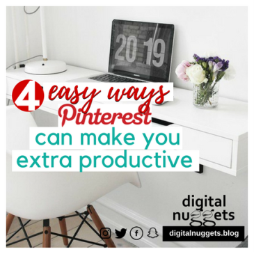 4 easy ways Pinterest can make you extra productive