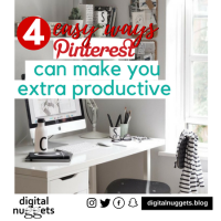 4 easy ways Pinterest can make you extra productive – part 2