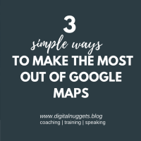 3 simple ways to make the most out of Google Maps